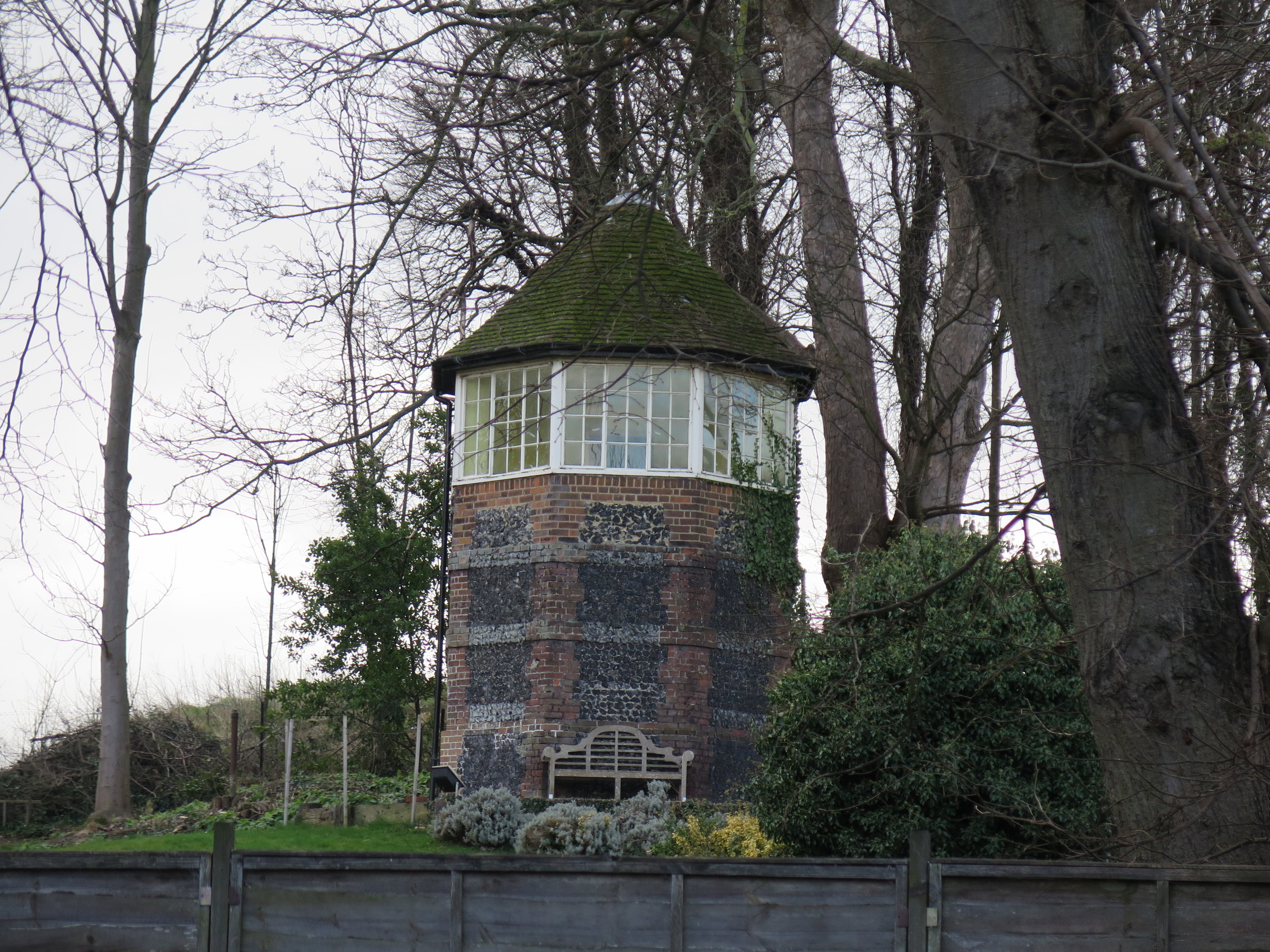 Greenhithe tower -