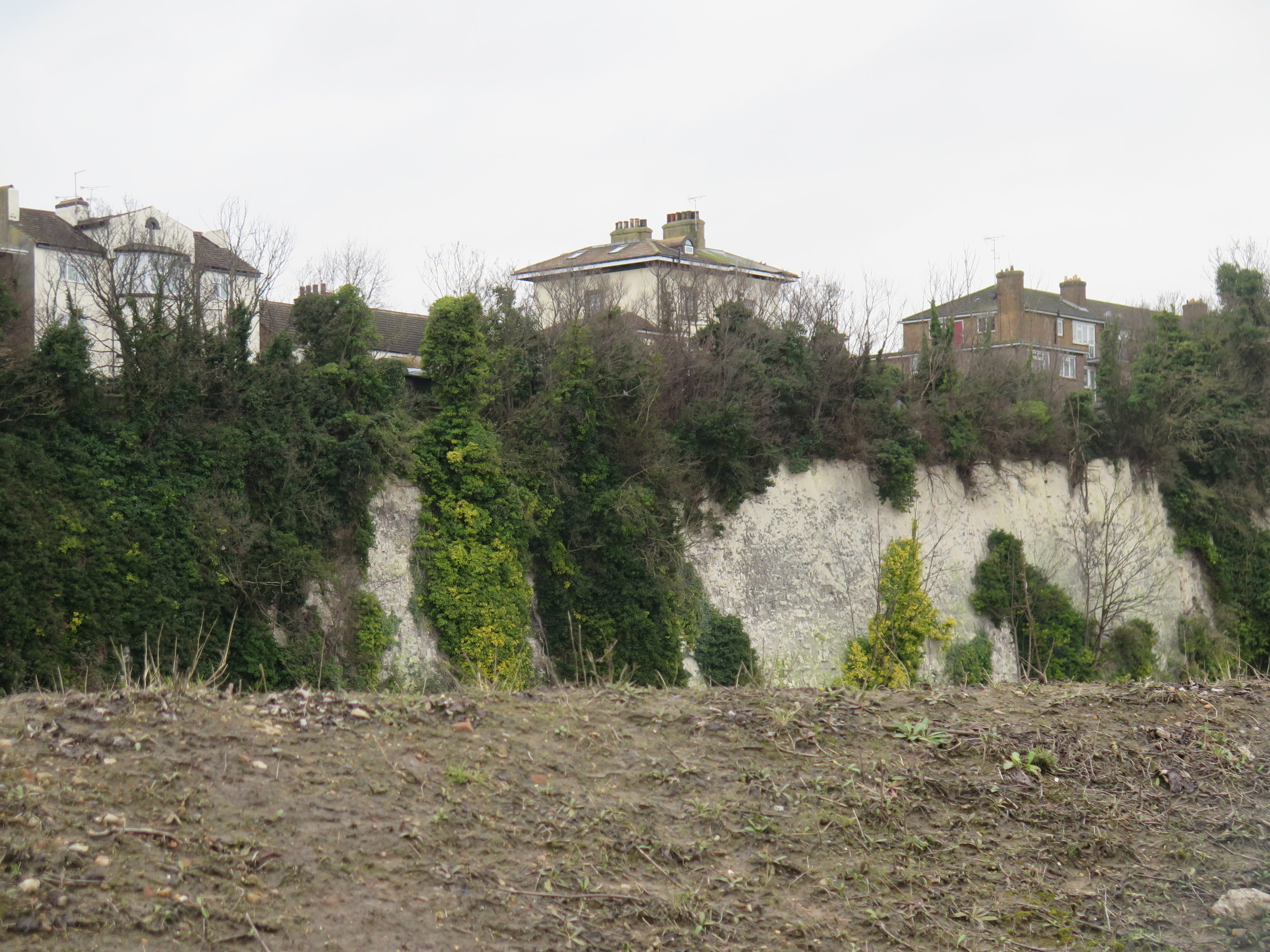 Villas - site of Rosherville Pleasure gardens -