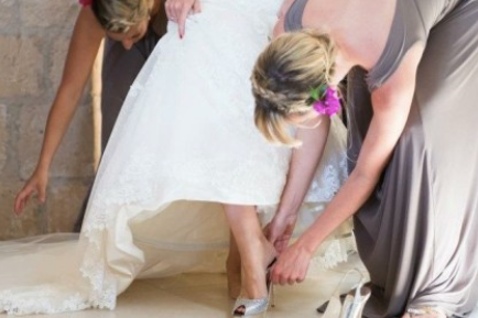 """Life as a Professional Bridesmaid""  HUFFINGTON POST"