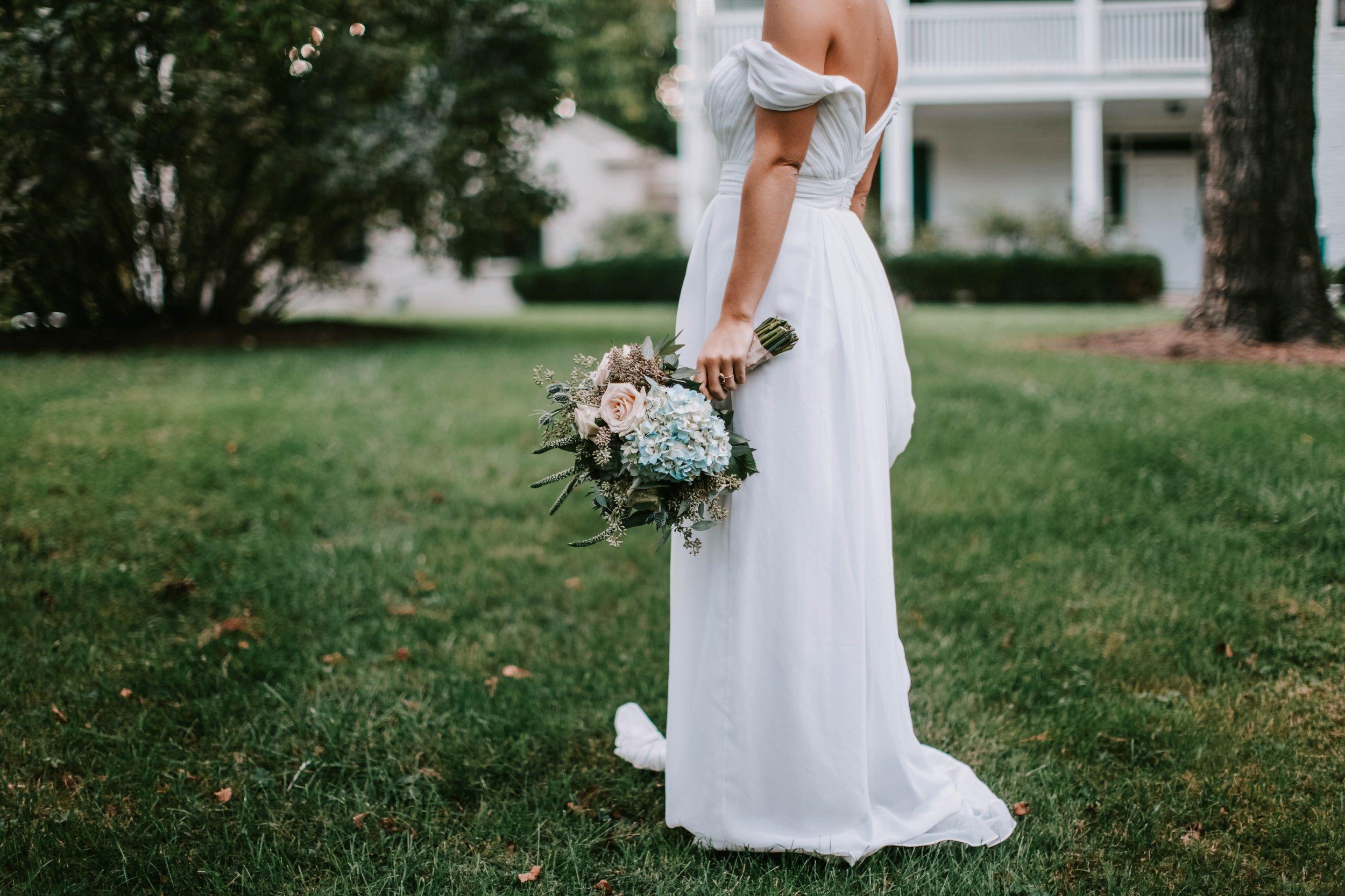 Professional Bridesmaid Tiffany Wright
