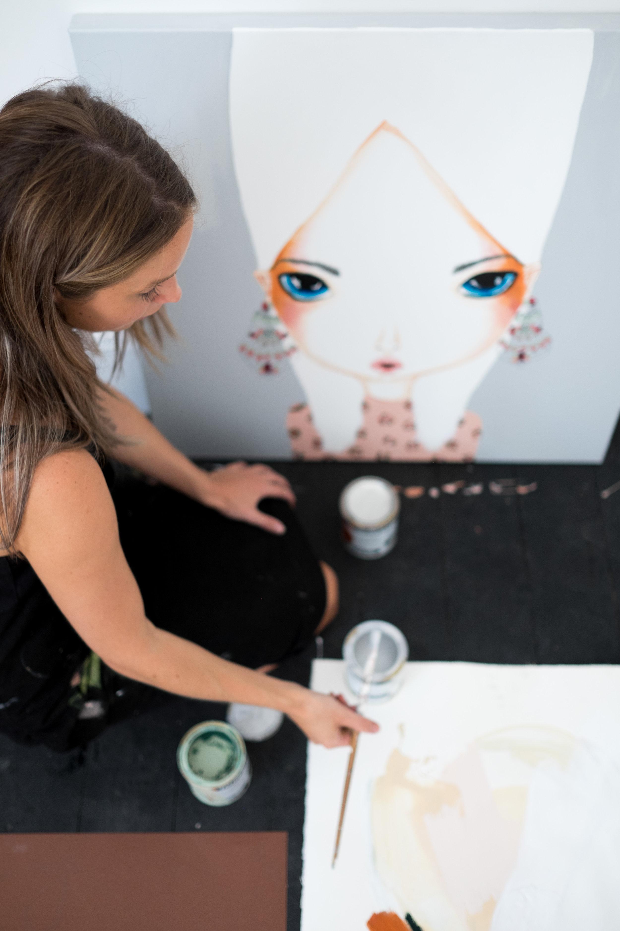 Sara Winfield x Aesthete