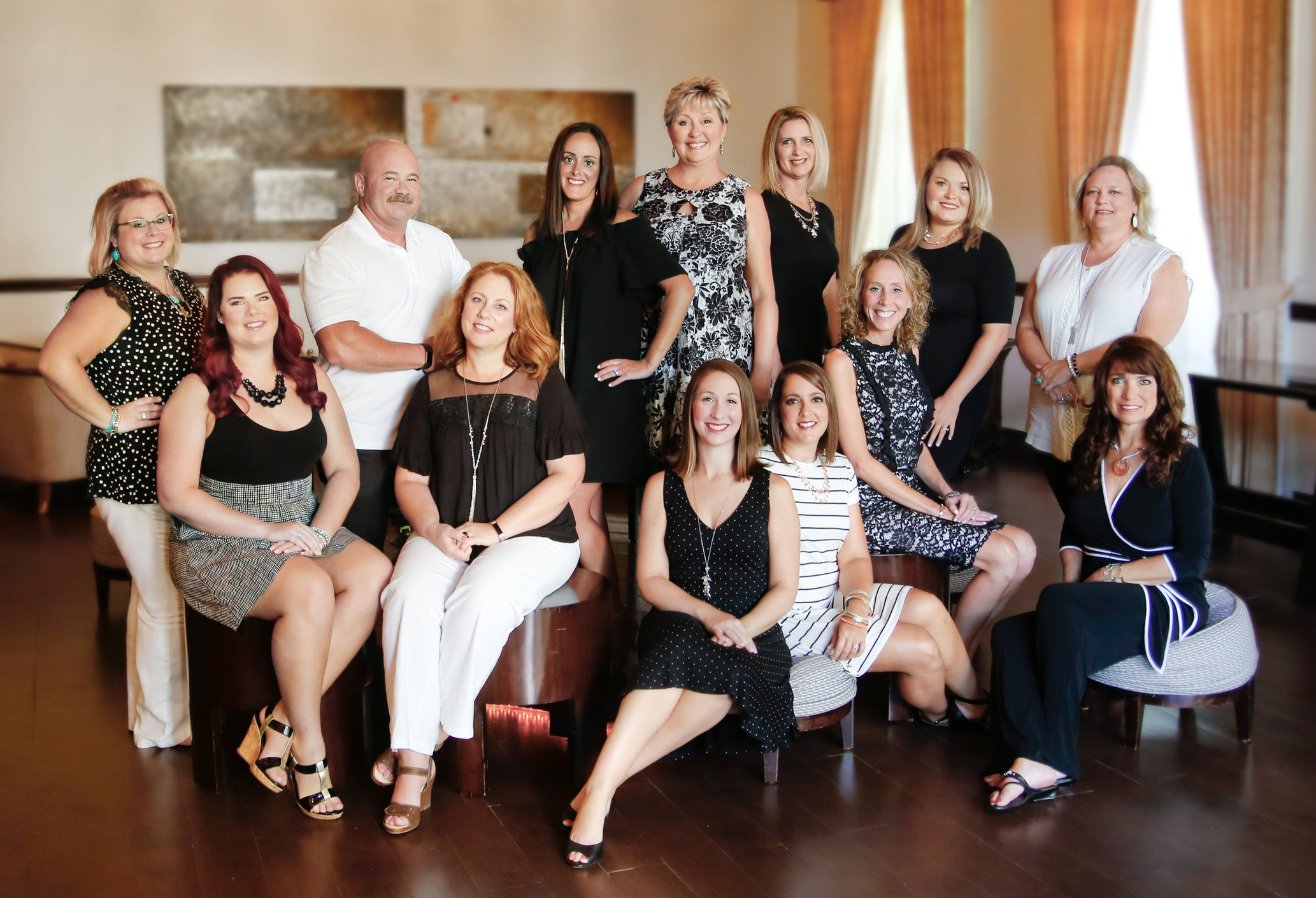 The Joy of Travel team of travel agents 2018