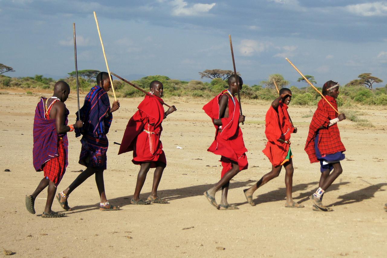 Maasai tribe