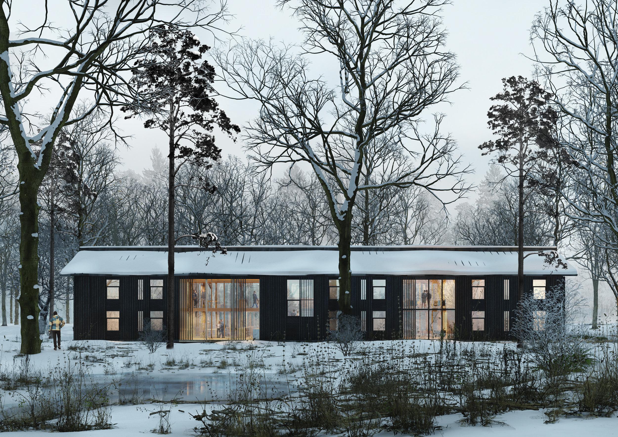 Skovskolen i Nødebo