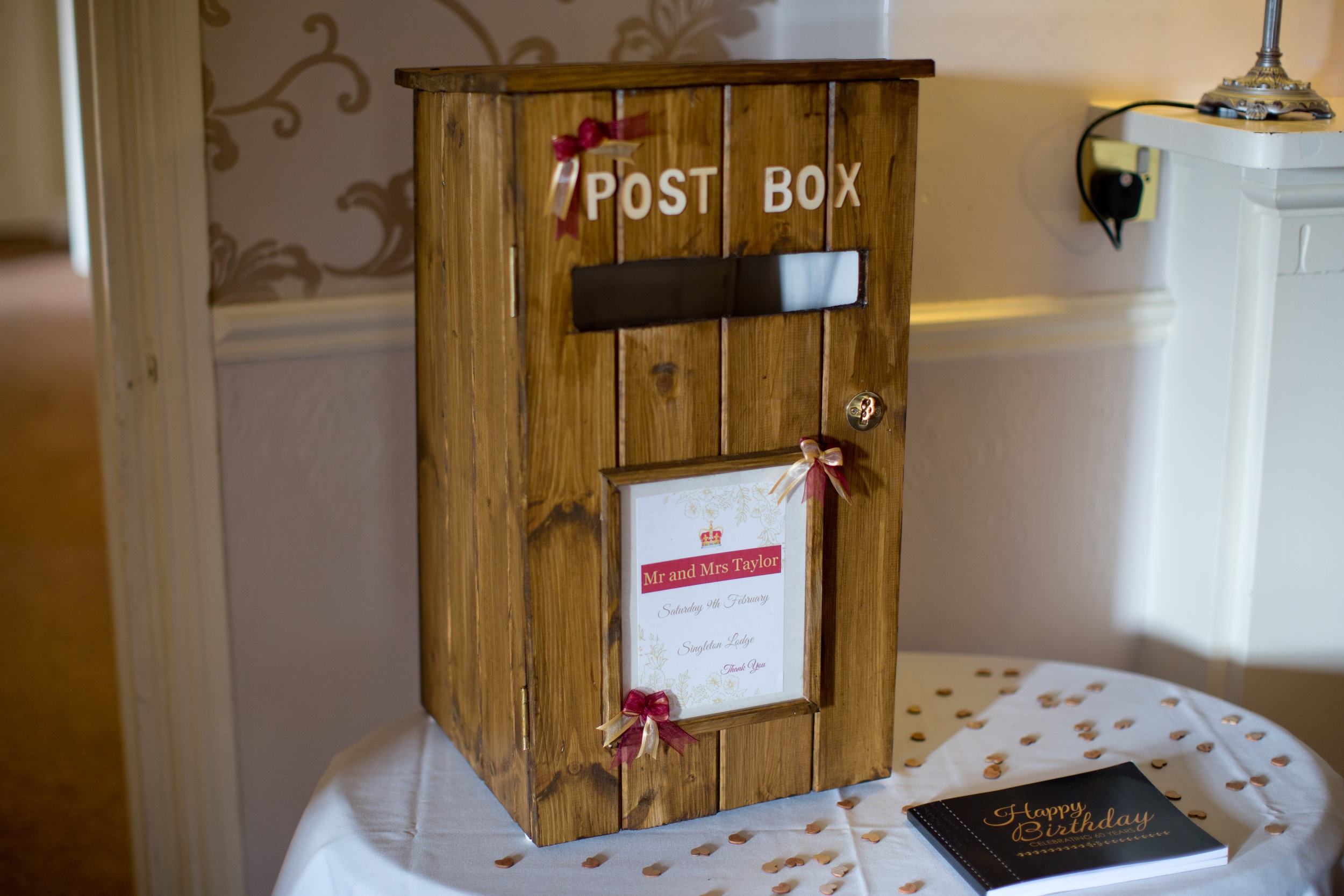 Post Boxes & Baskets