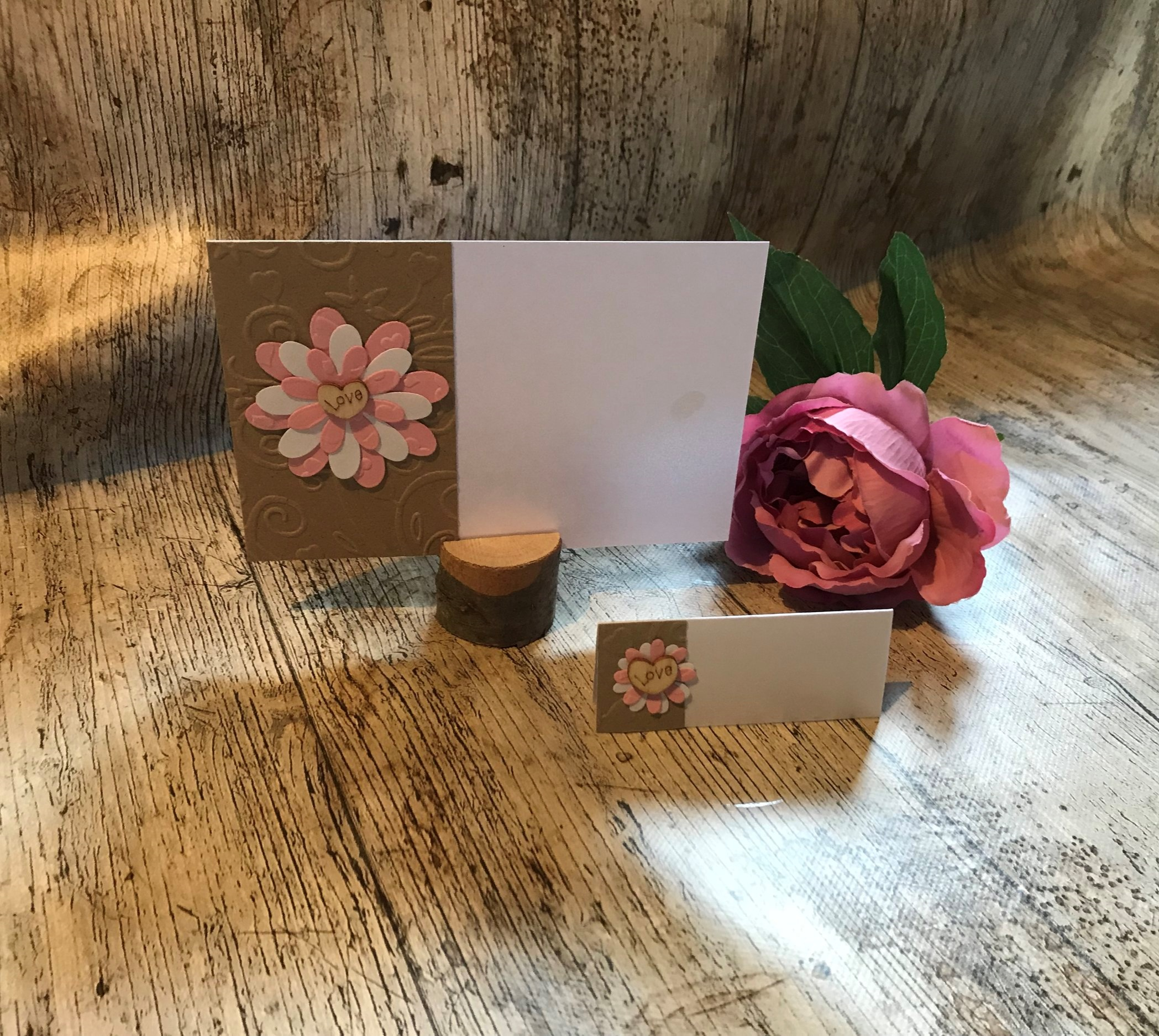 Place Cards and Table Cards