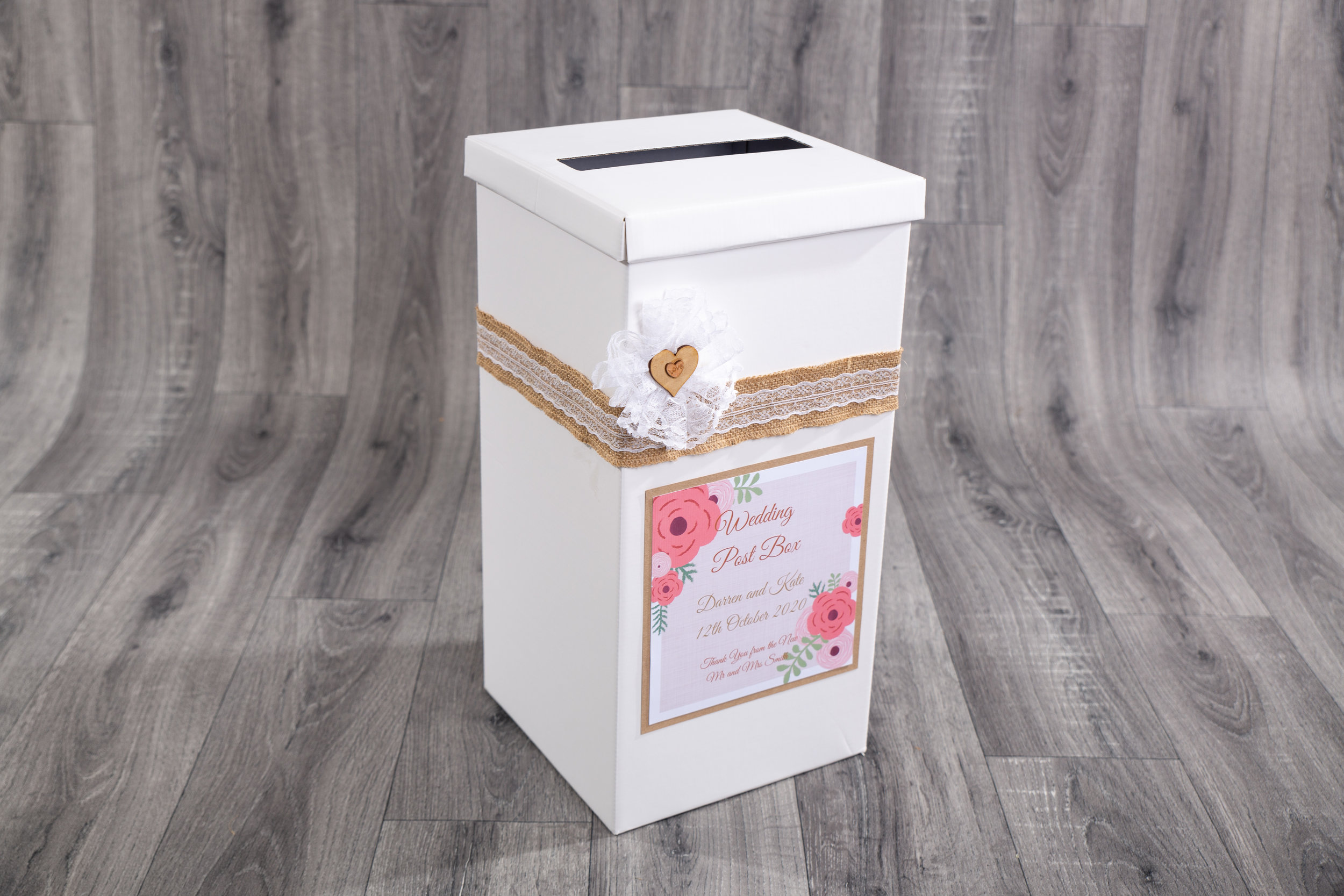 Handmade Postbox - Buy (PLL04)