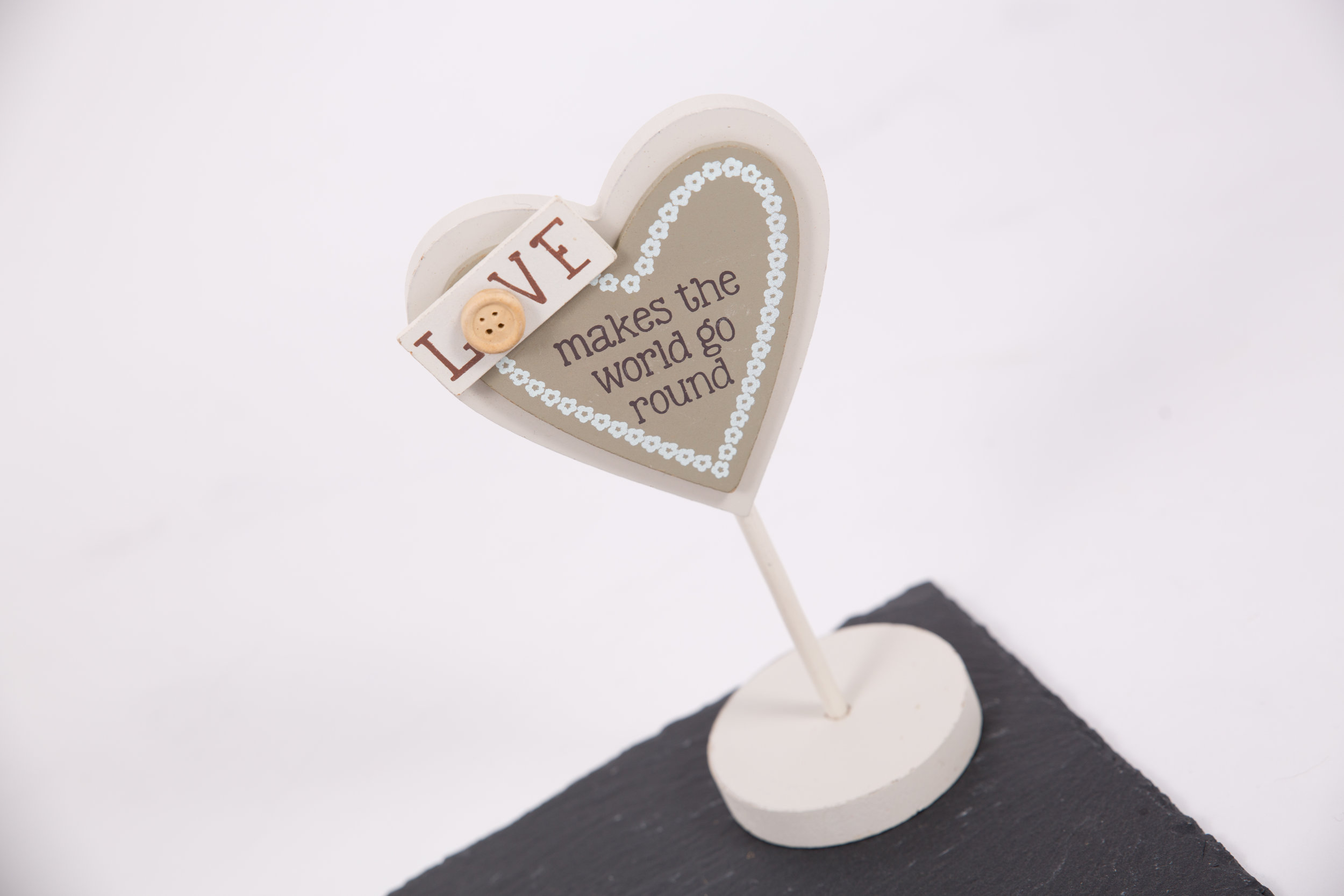 Standing Love Heart (RDLL01)