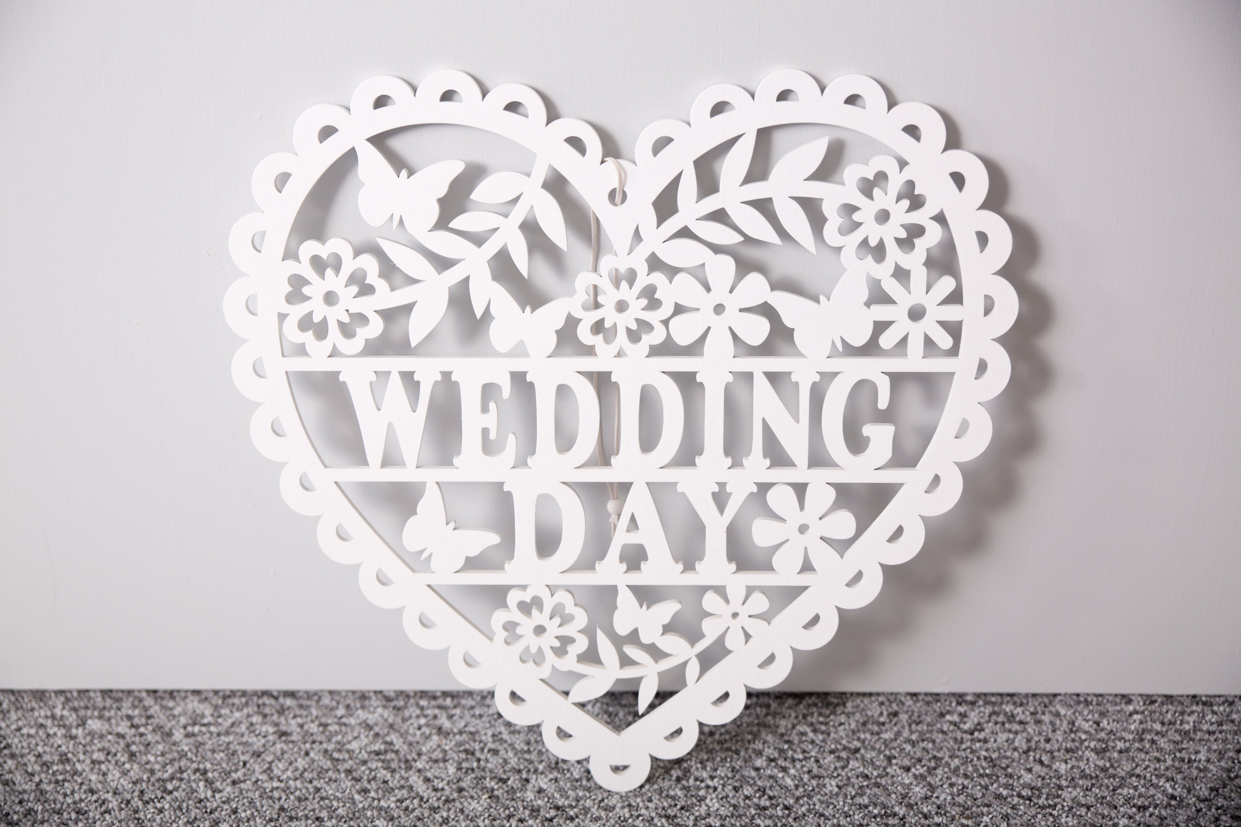 Wedding Day Heart (RDLL05)