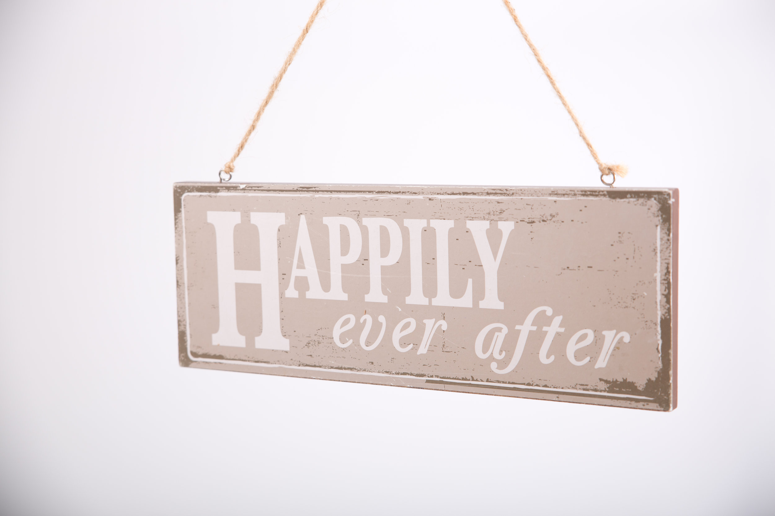 Happily Ever After Sign (RDLL14)
