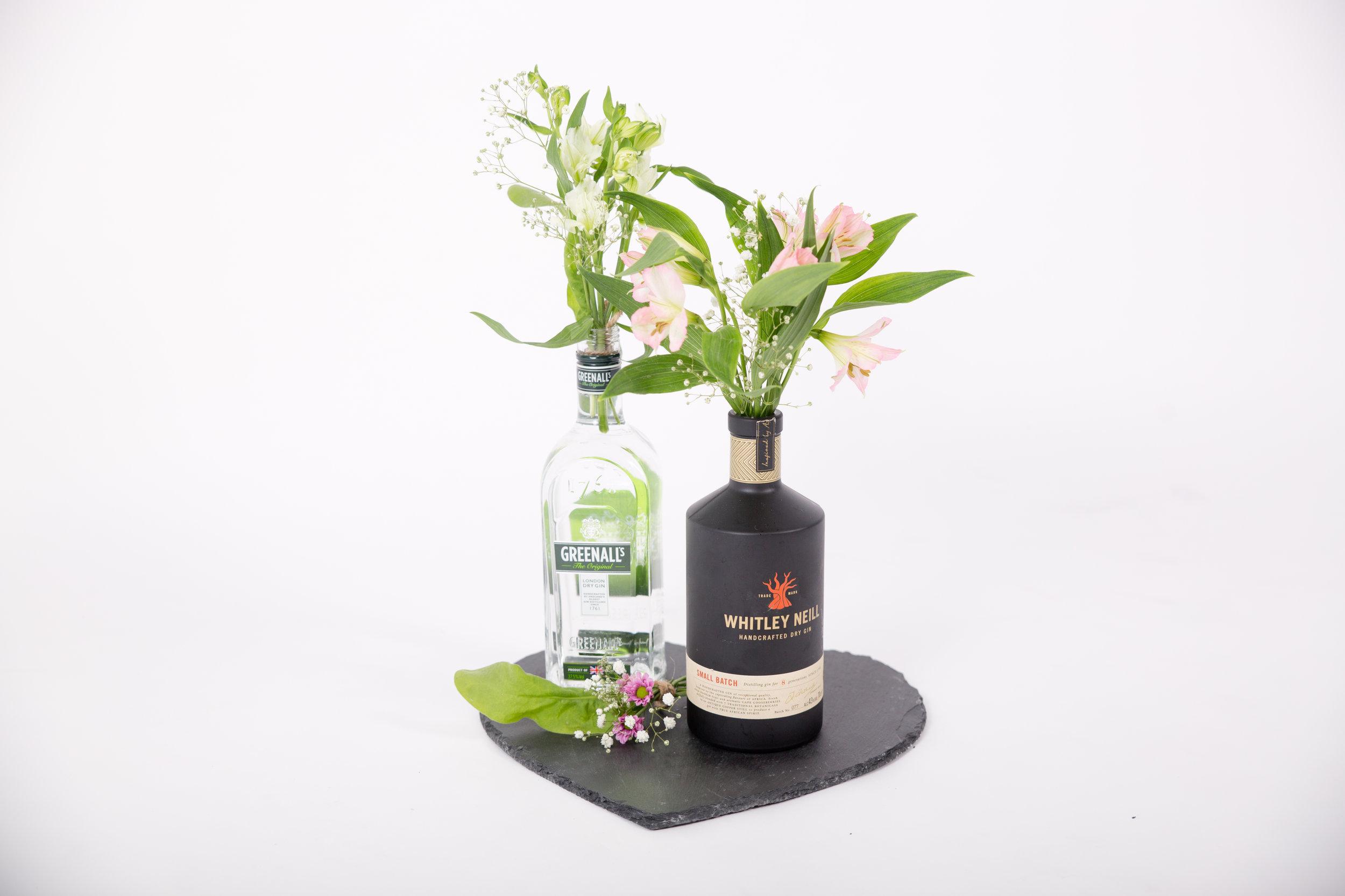 Gin Bottles (JLL01)
