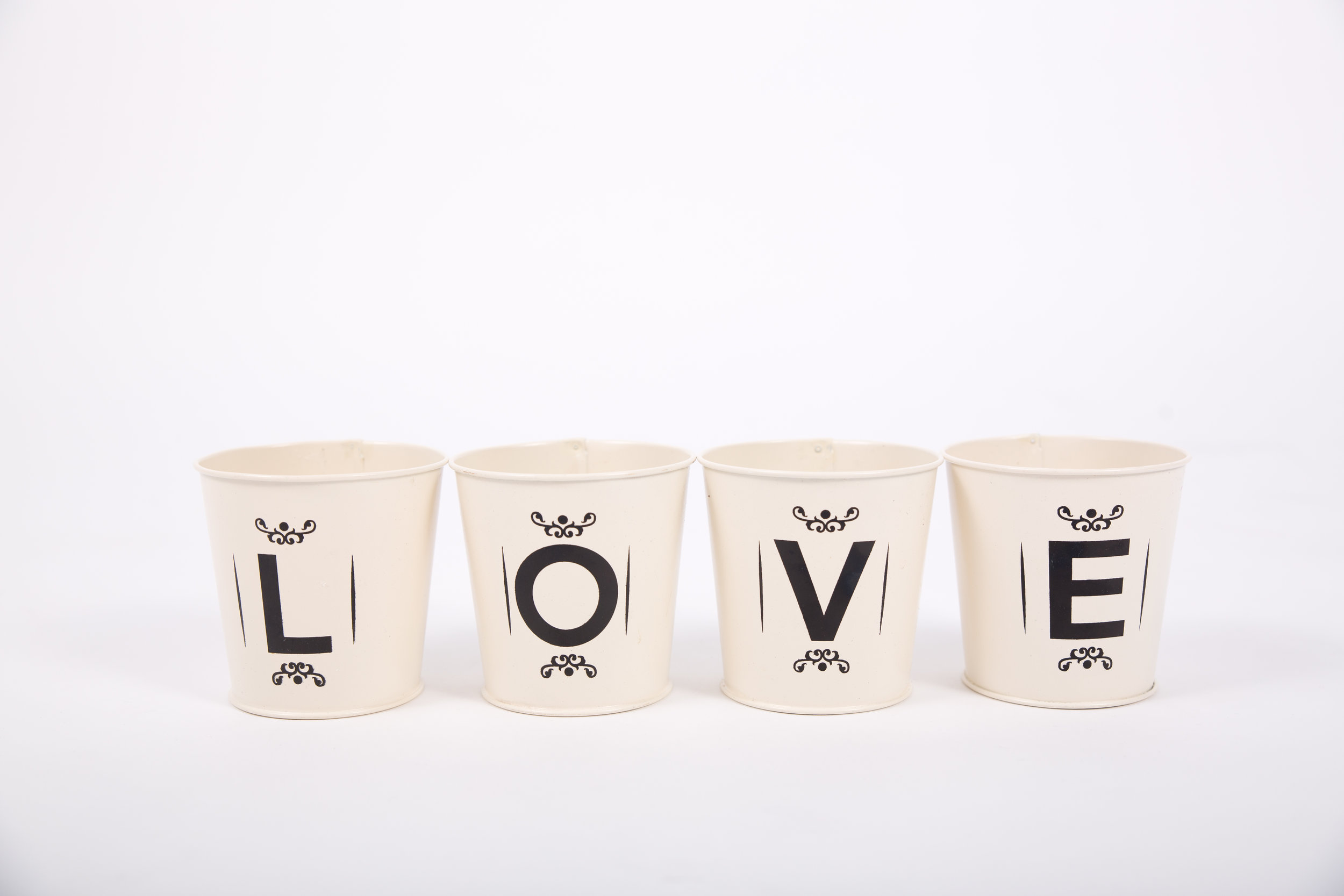 LOVE Pot Set (JLL10)