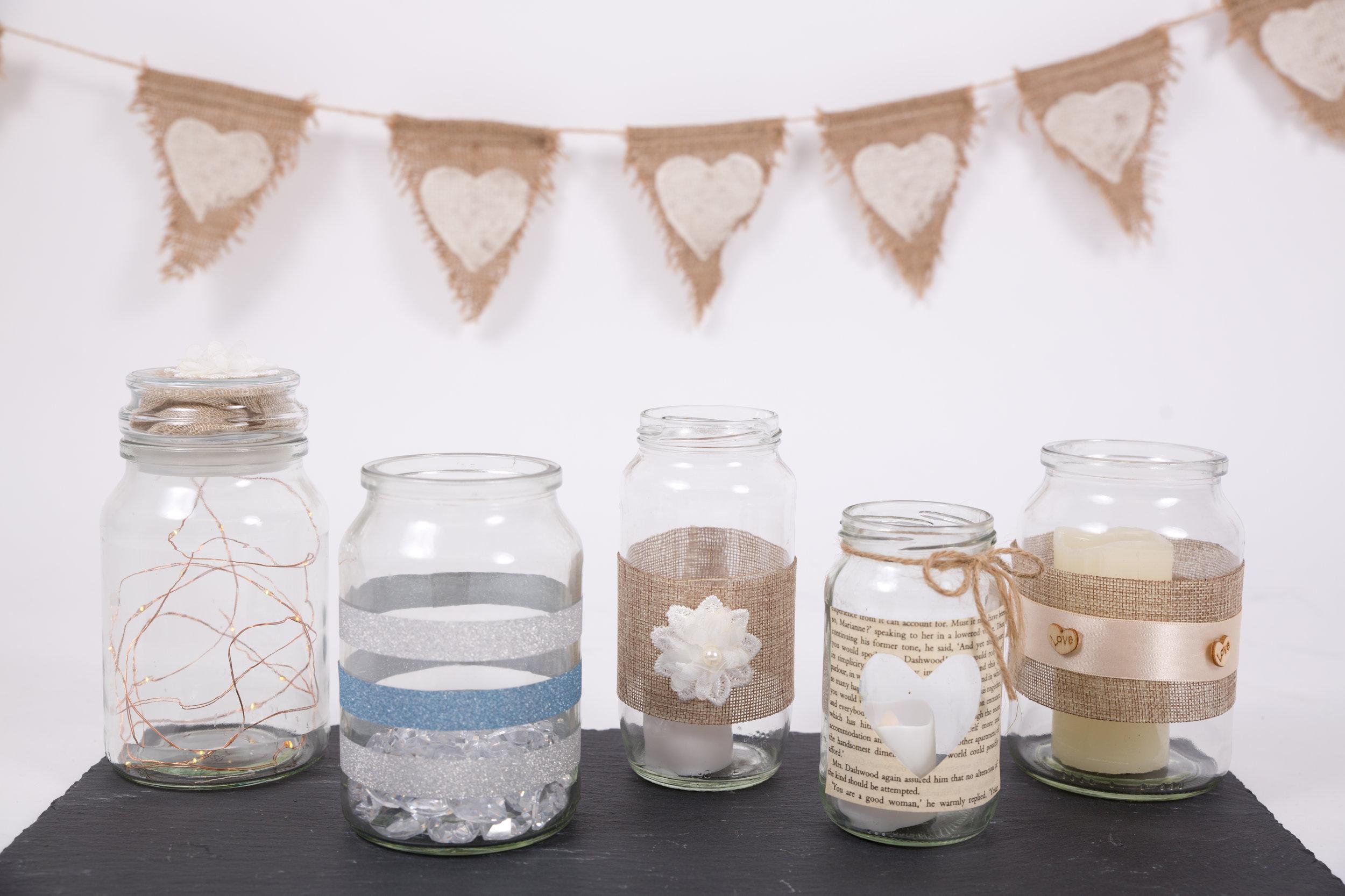 Decorated Jars (JLL12)