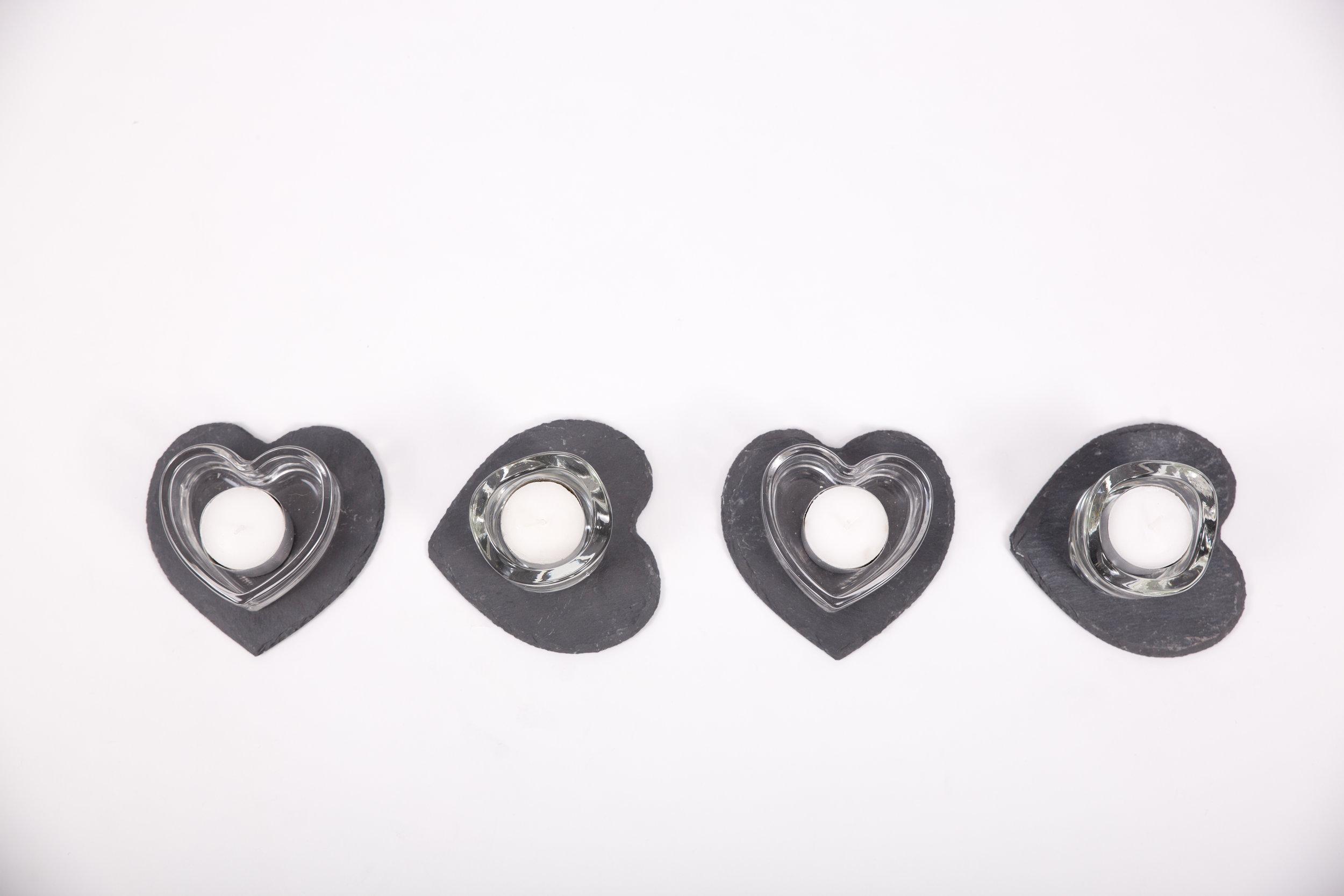 Small Heart Slates (TDLL04)