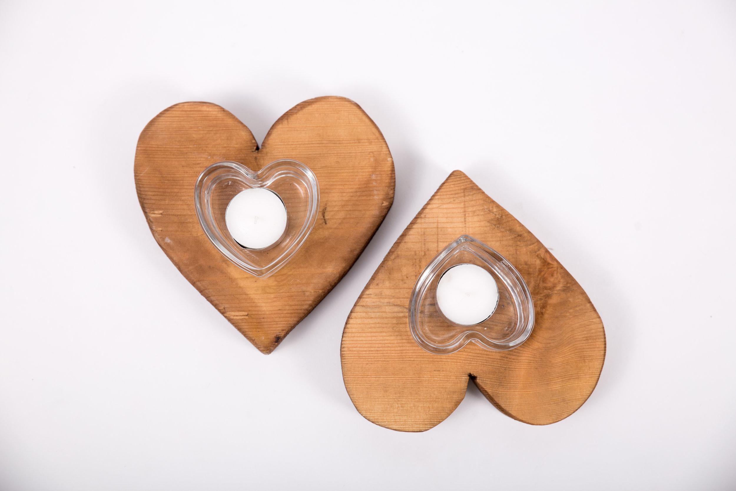 Wooden Hearts (TDLL05)