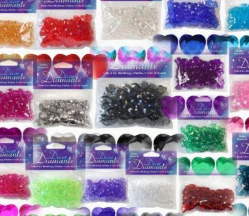 Crystal Heart Confetti (TCLL04)