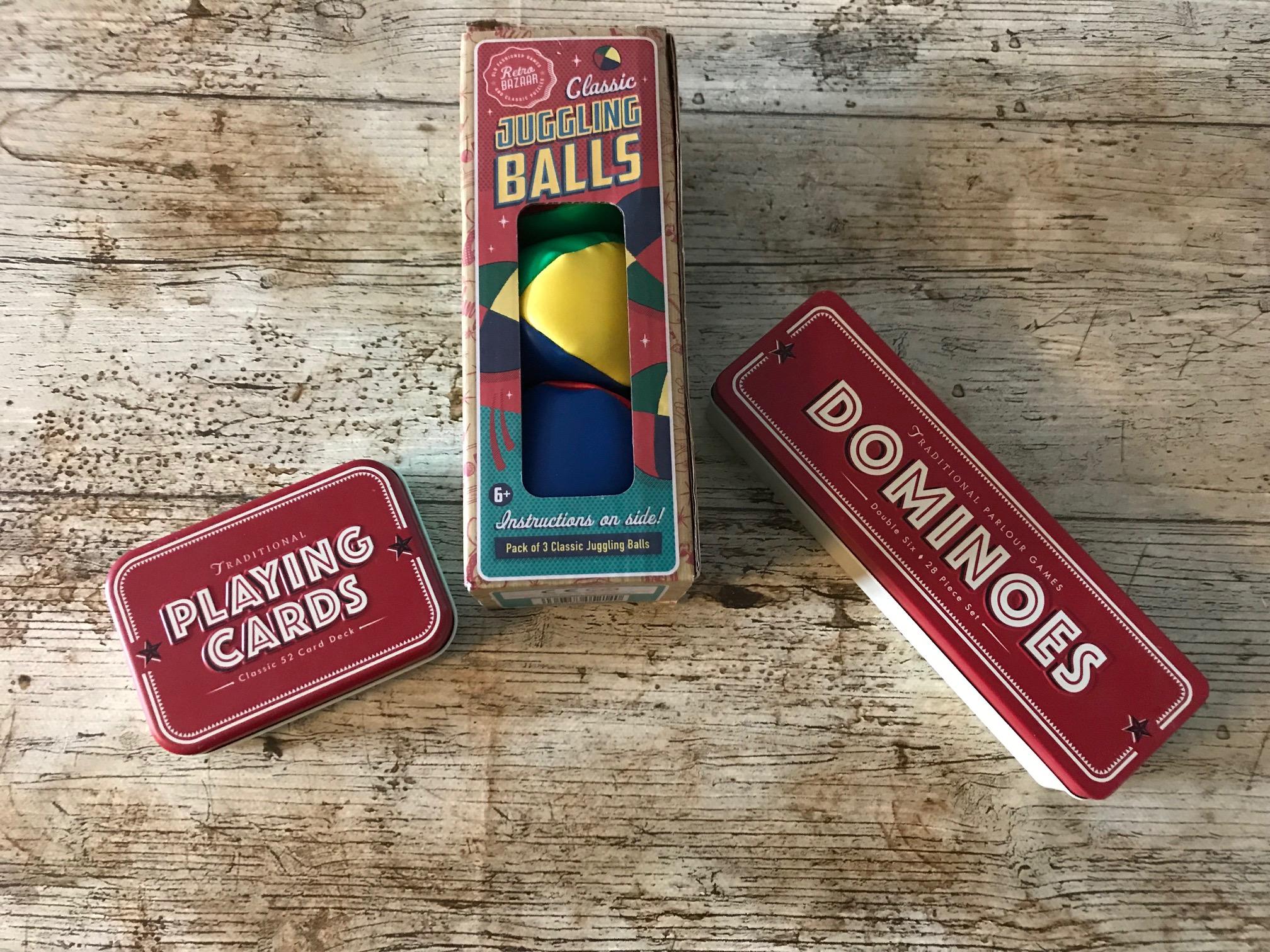 Juggling Ball Sets (TGLL03)