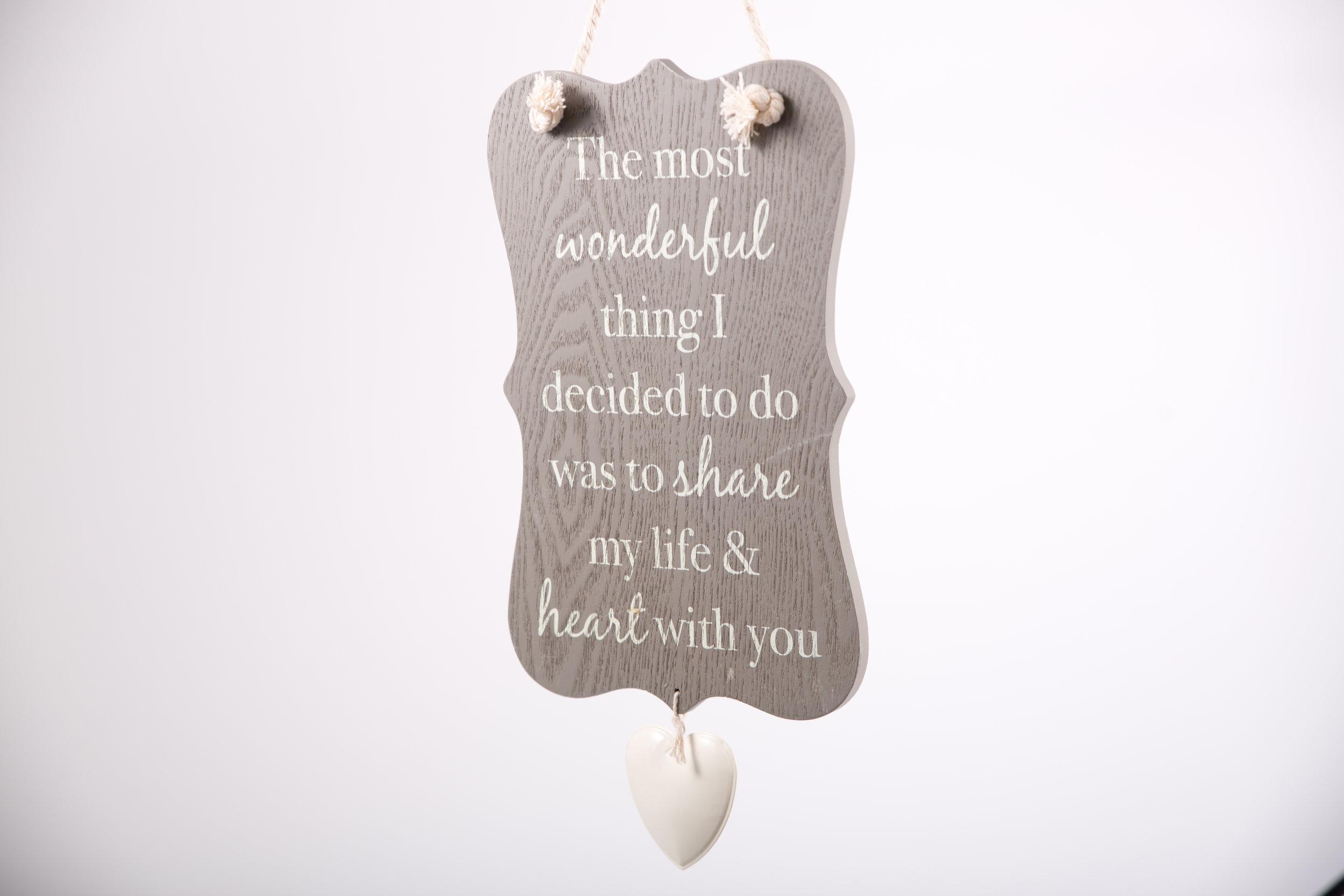Hanging Sign (RDLL15)