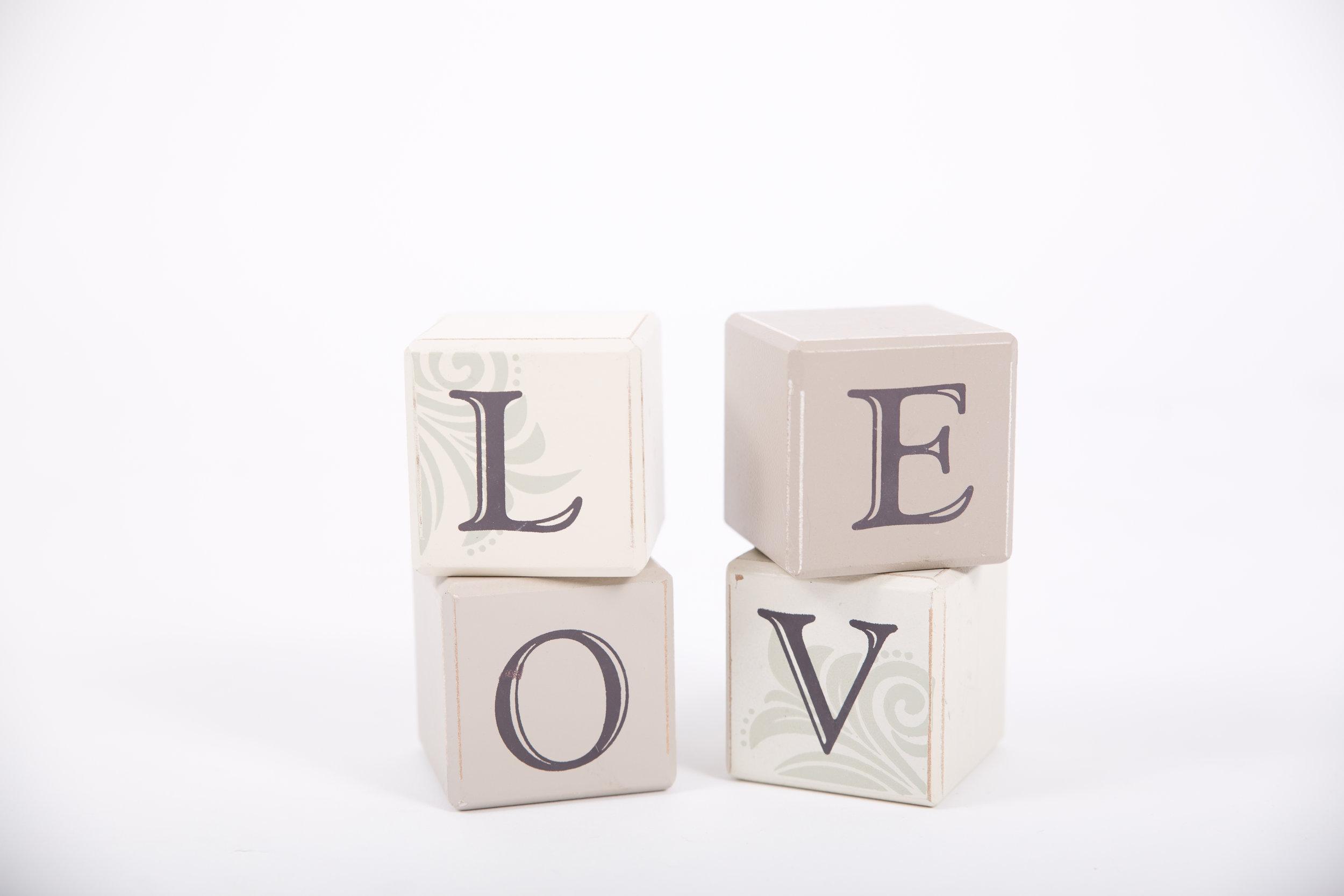 LOVE Blocks (DLL008)