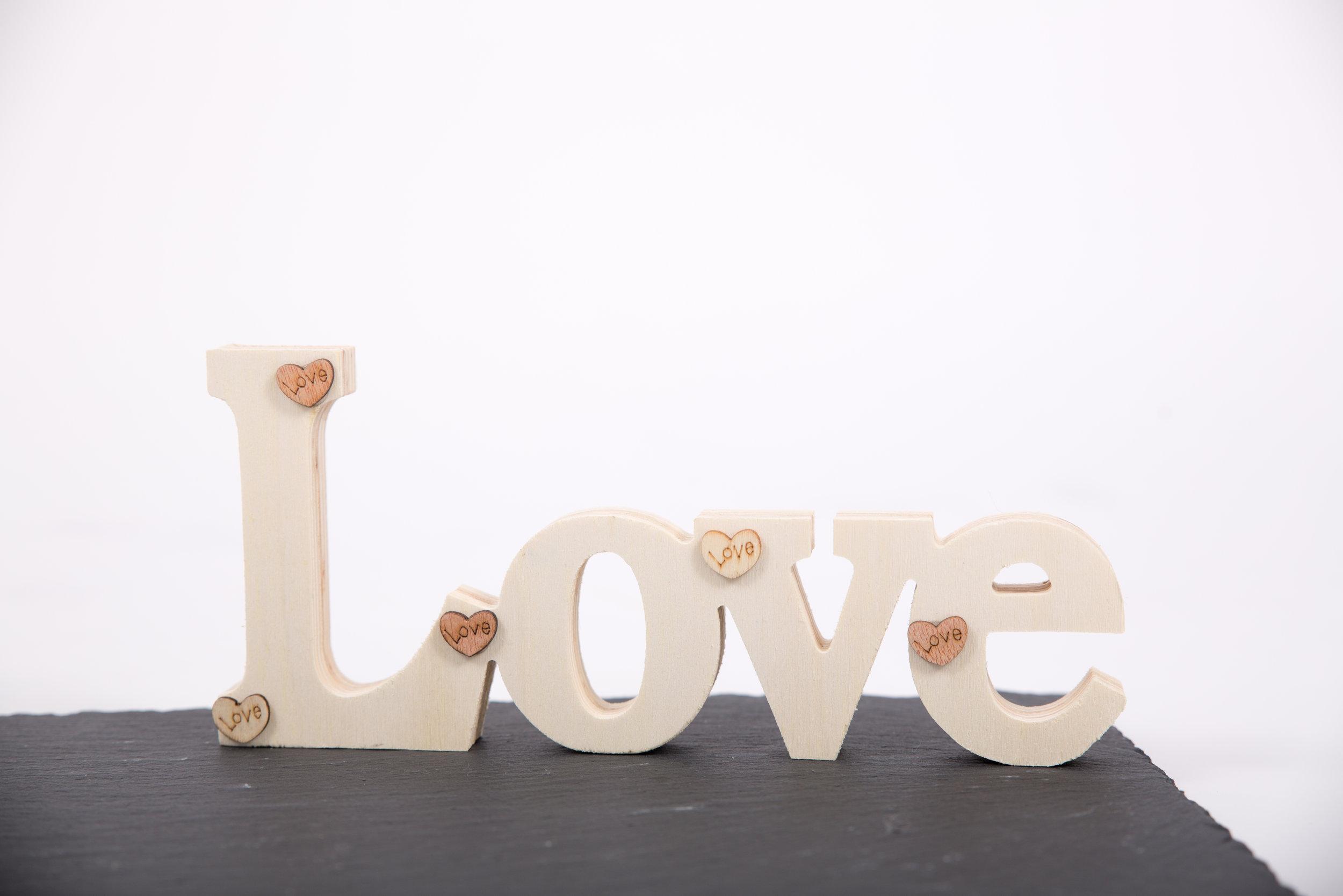 Wooden Love (DLL011)