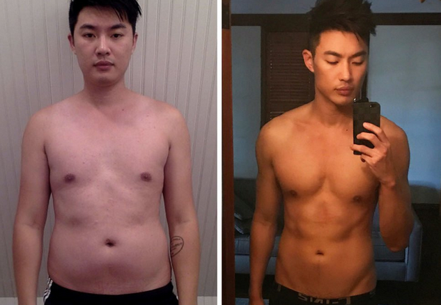 HOW I GOT THIS BODY: LOSING 60 POUNDS AND TRADING MY DAD BOD FOR ABS - An EMPT Athlete is featured in the Washingtonian