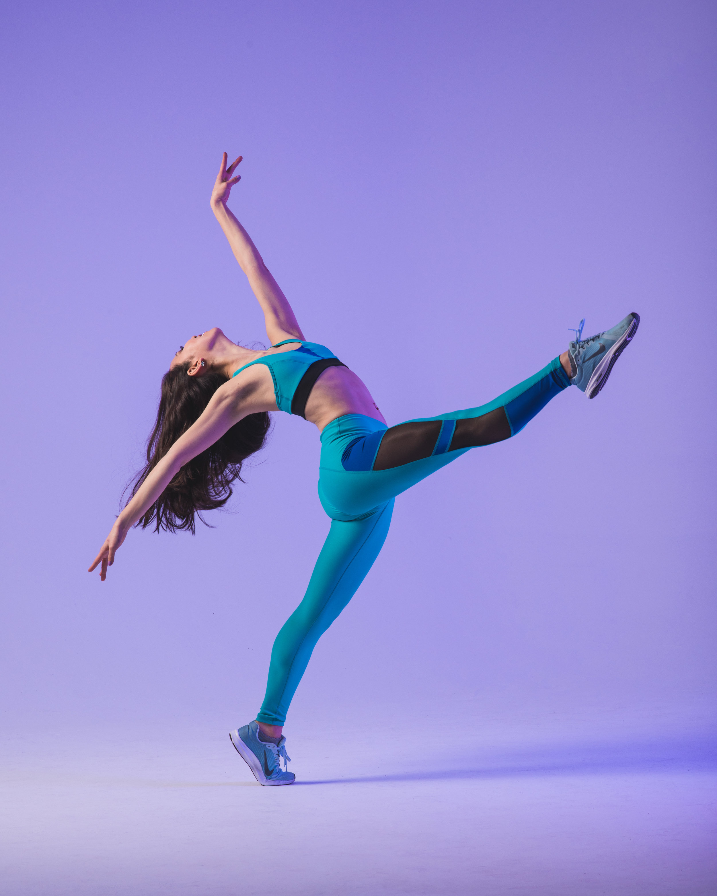 A Workout Experience - This is a workout experience. Yoga, strength, cardio, football agility training, gymnastics inspired strength...and more. Just like Nashville Ballet Star Lily Saito.