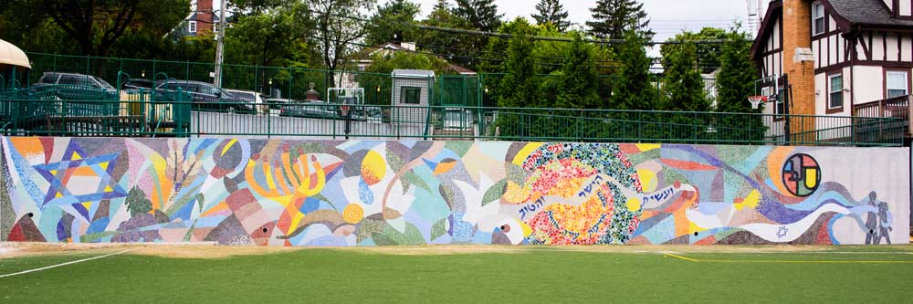 Entire Mural View