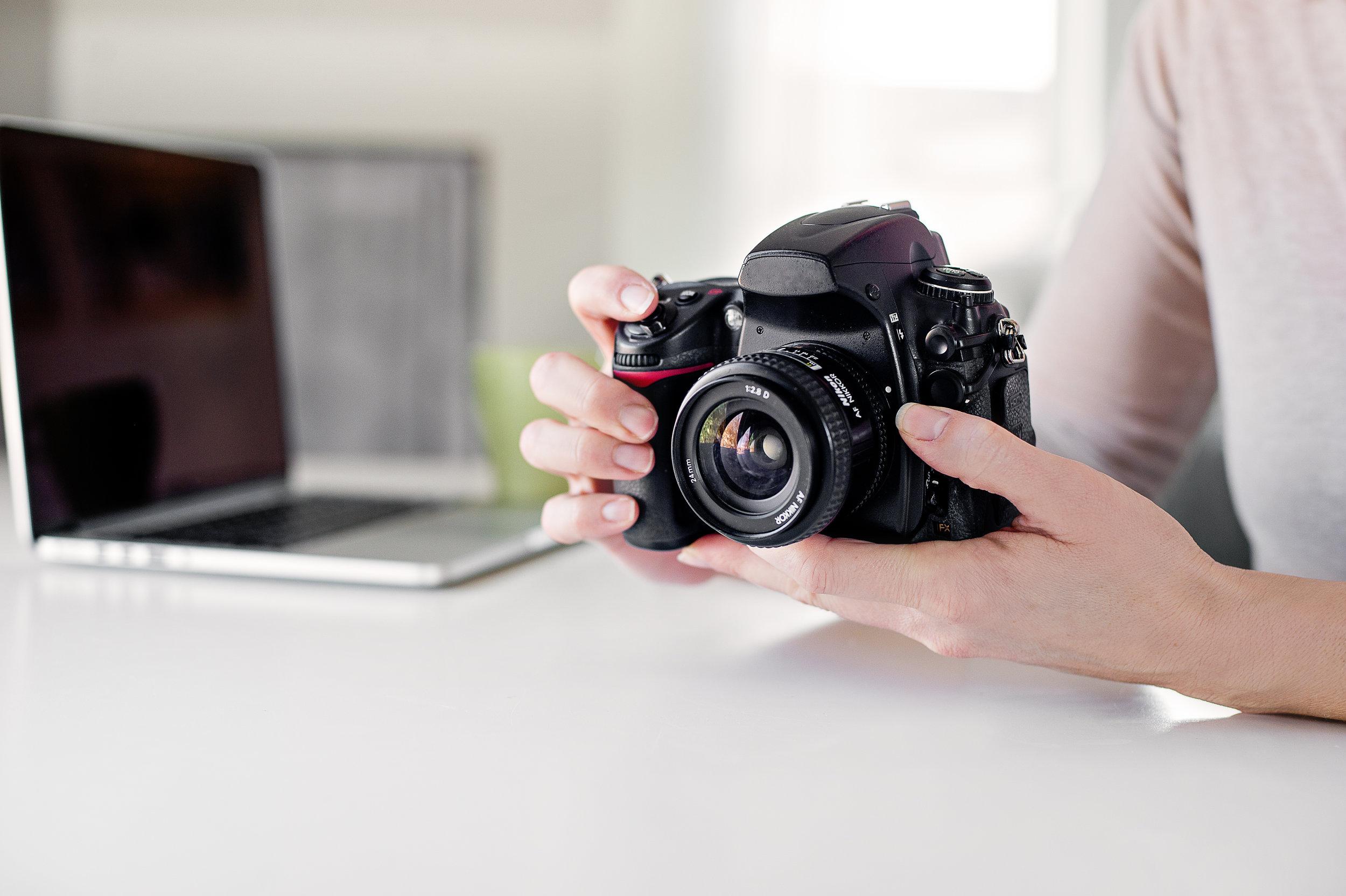 Basic Digital Photography - R1595