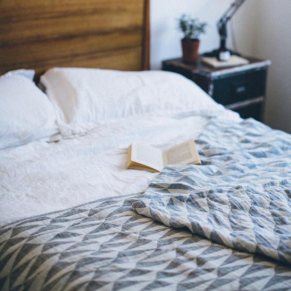 The Future Kept bedding