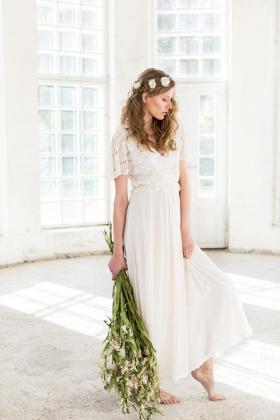 Minna, ethical wedding dresses
