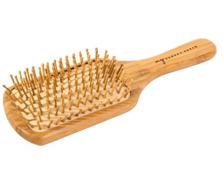Nature & My bamboo hairbrush
