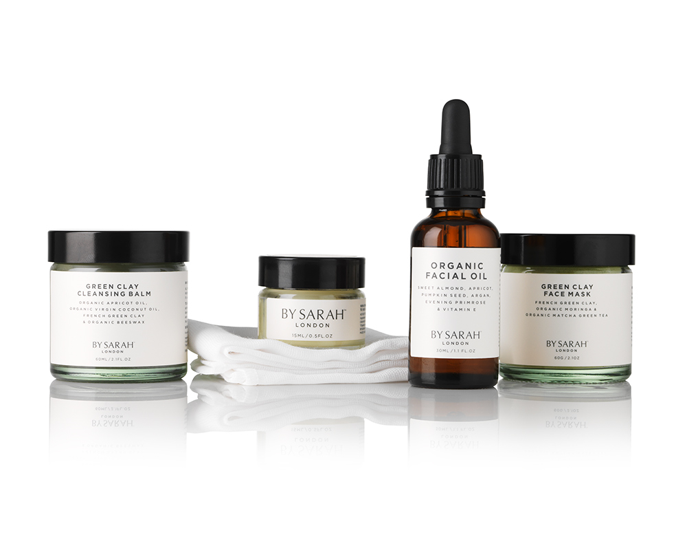 BY SARAH LONDON - Sustainable, natural and organic skincare for the conscious consumer.