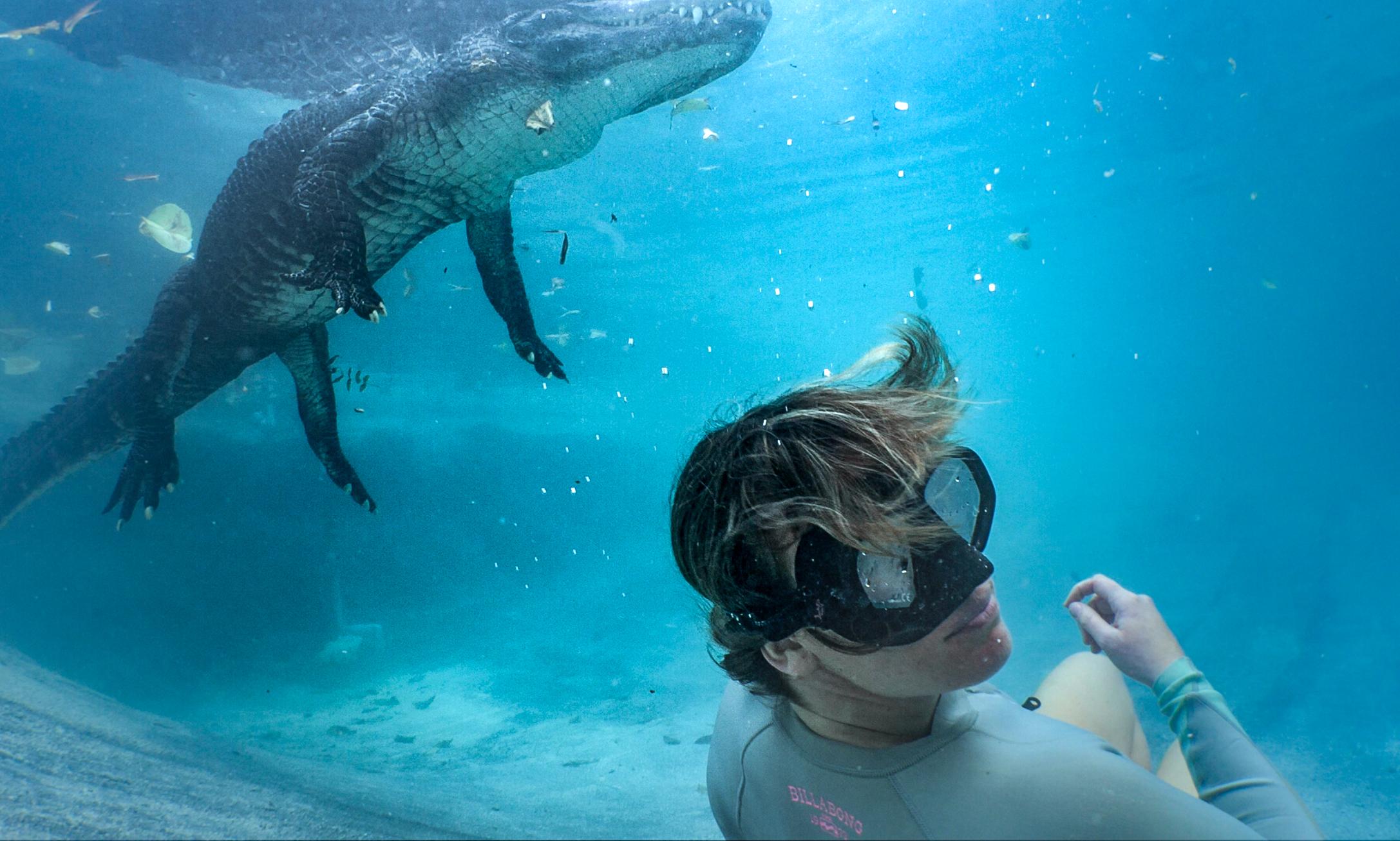 SARAH ROBERTS - Marine Environmentalist