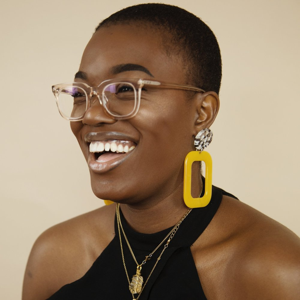 NICOLE CRENTSIL - Mental health campaigner, intersectional feminist, curator.