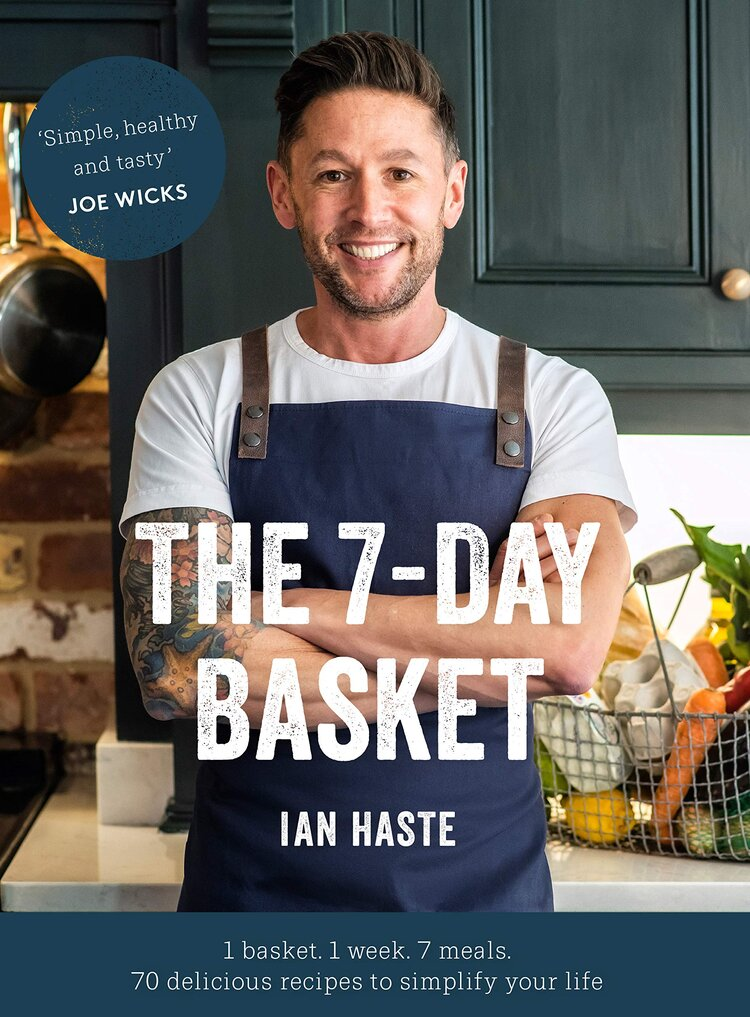 THE 7-DAY BASKET cook book
