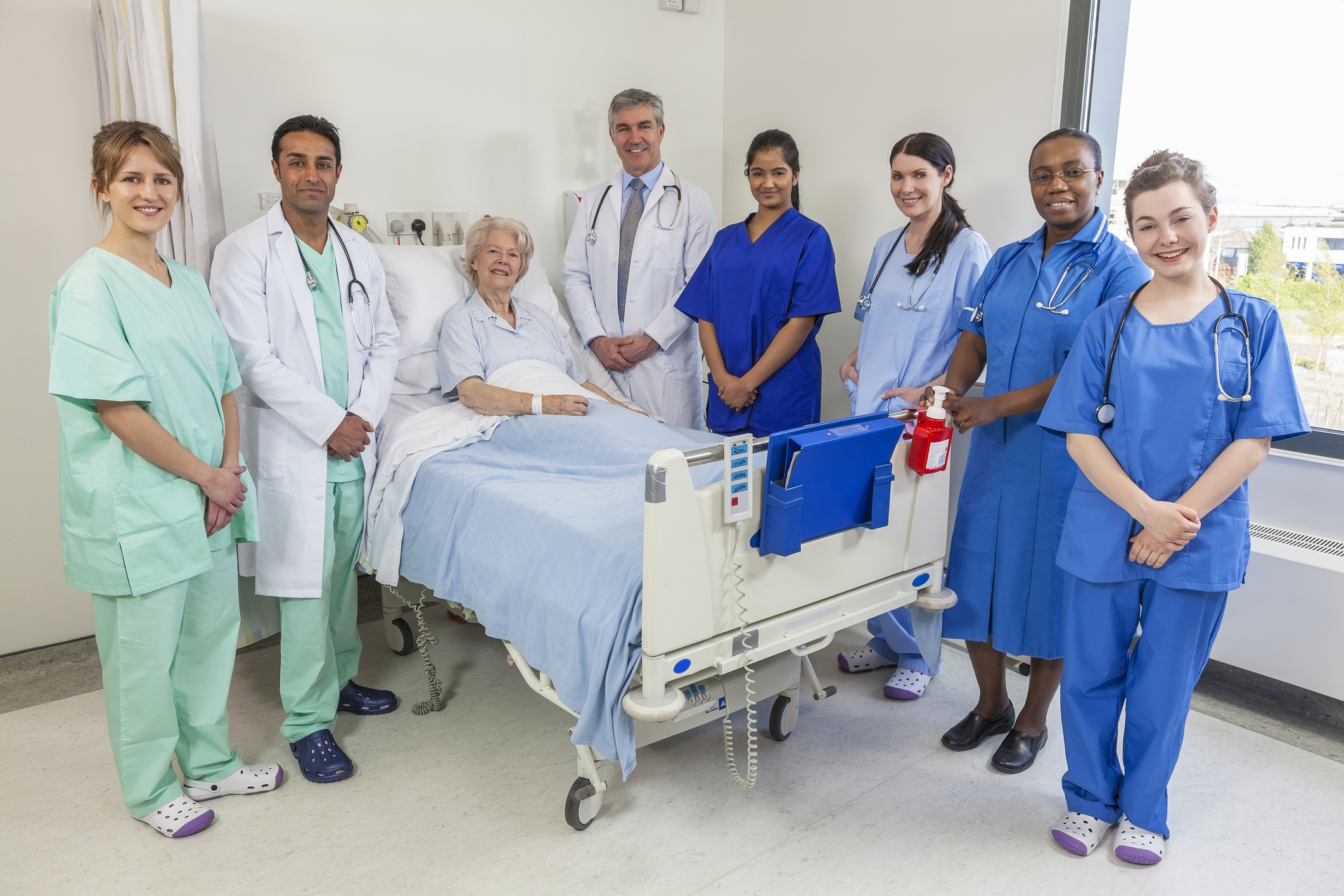 Health care professionals -