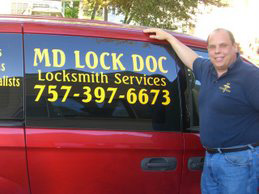 MD Lock Doc David Mitchell