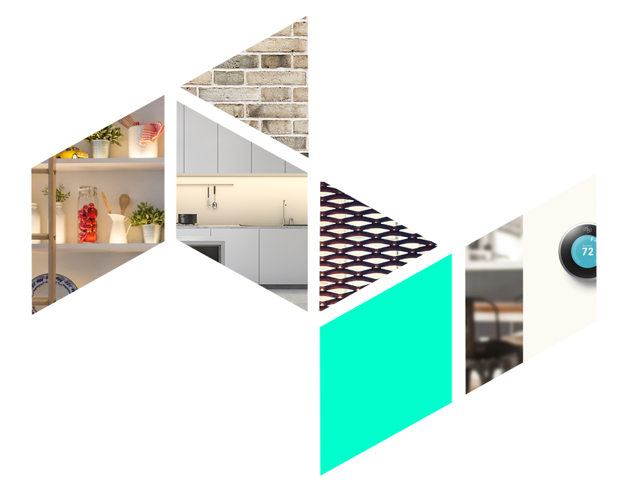 innerspace home - add your own style