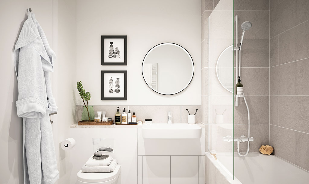 Copy of Contemporary bathroom