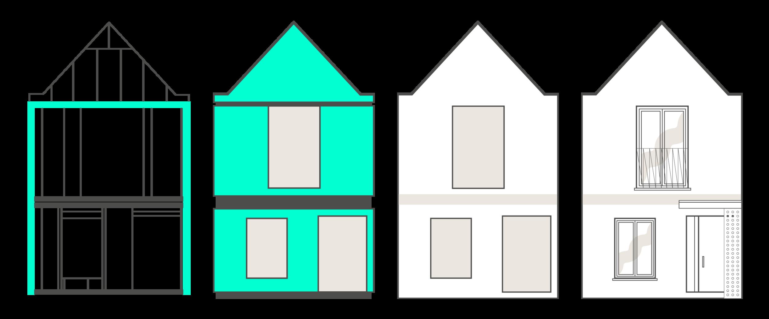 Modular home Creation