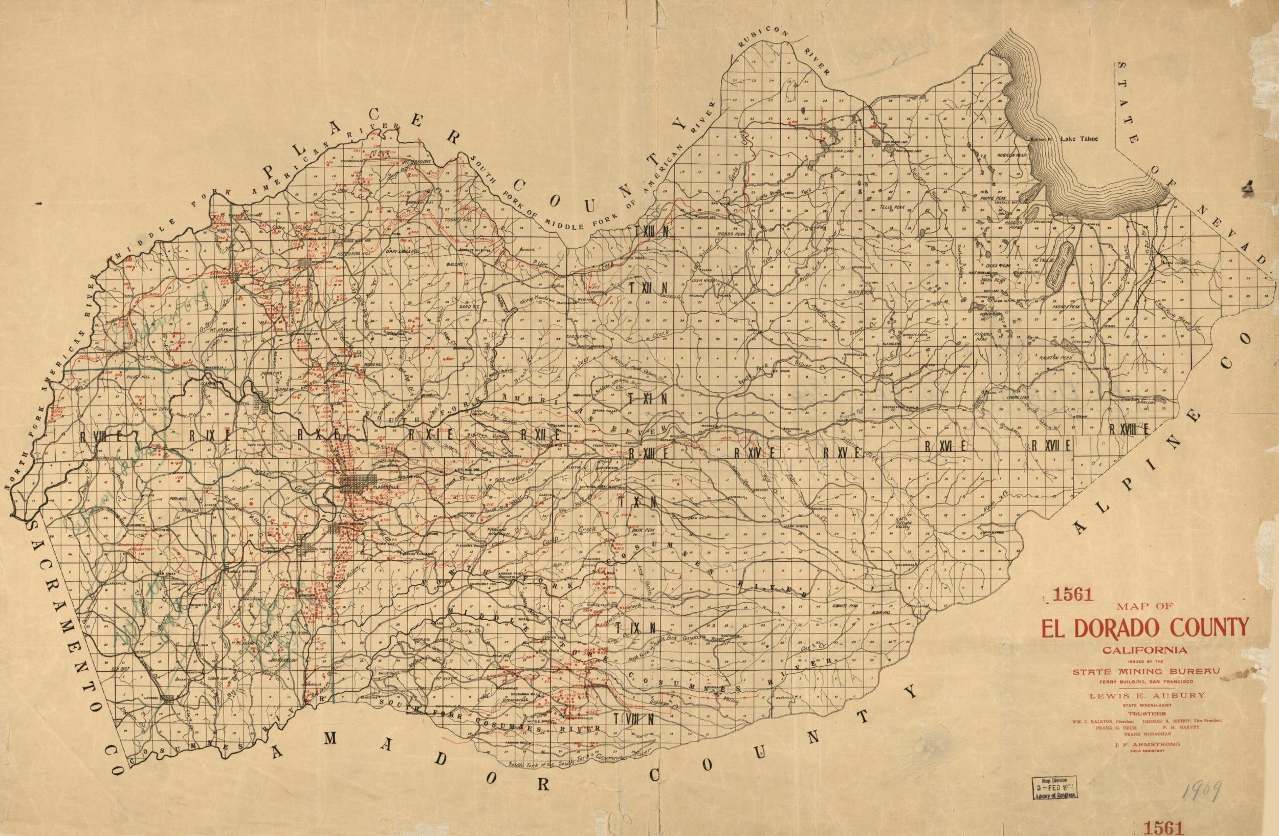 El Dorado County Map.png