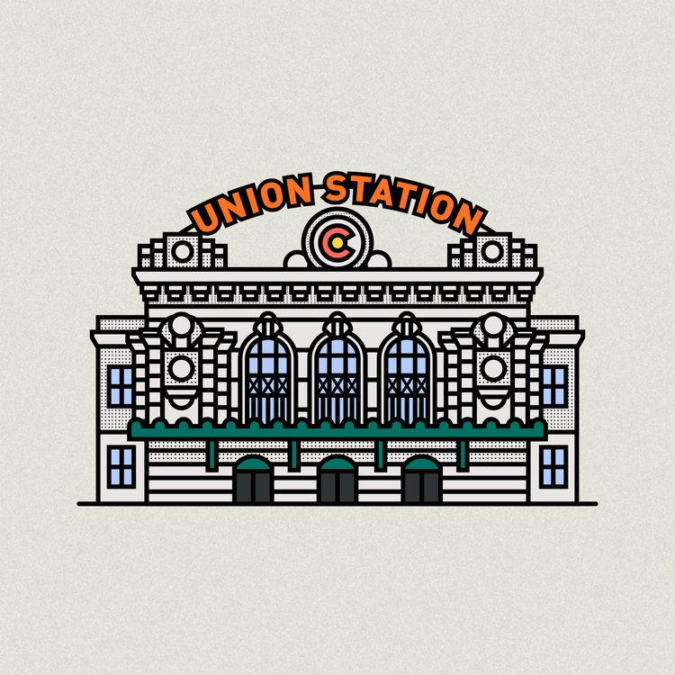 Visit Union Station