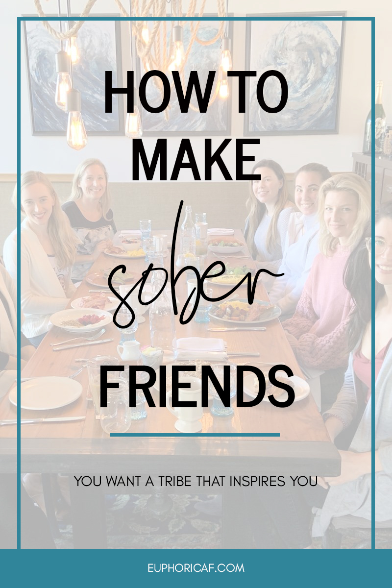 How To Find Sober Friends If AA Isn't Your Thing — Euphoric
