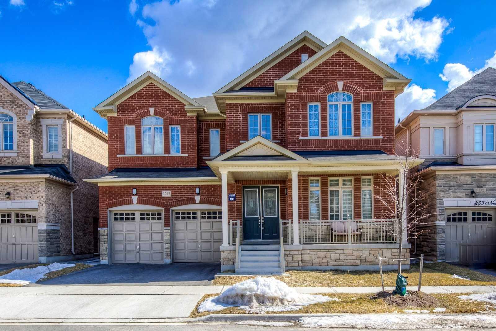 3247 Charles Biggar Drive, Oakville - For Sale $1,599,600