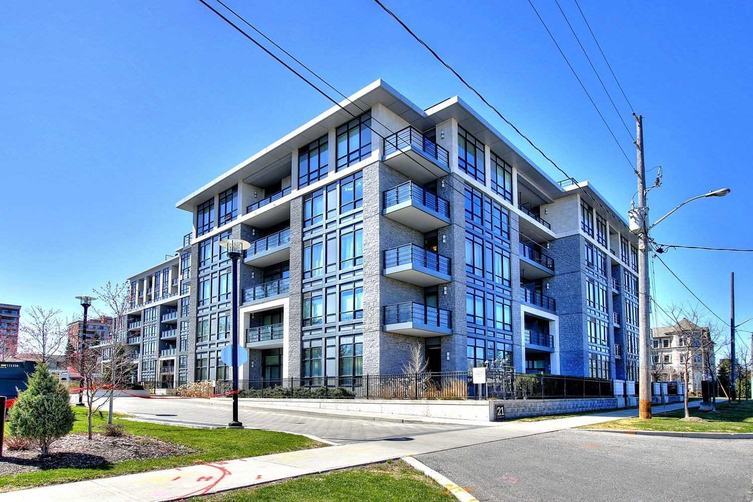 #217- 21 Clairtrell Road, Toronto - For Lease $2,450/month | LEASED for 100% of asking.