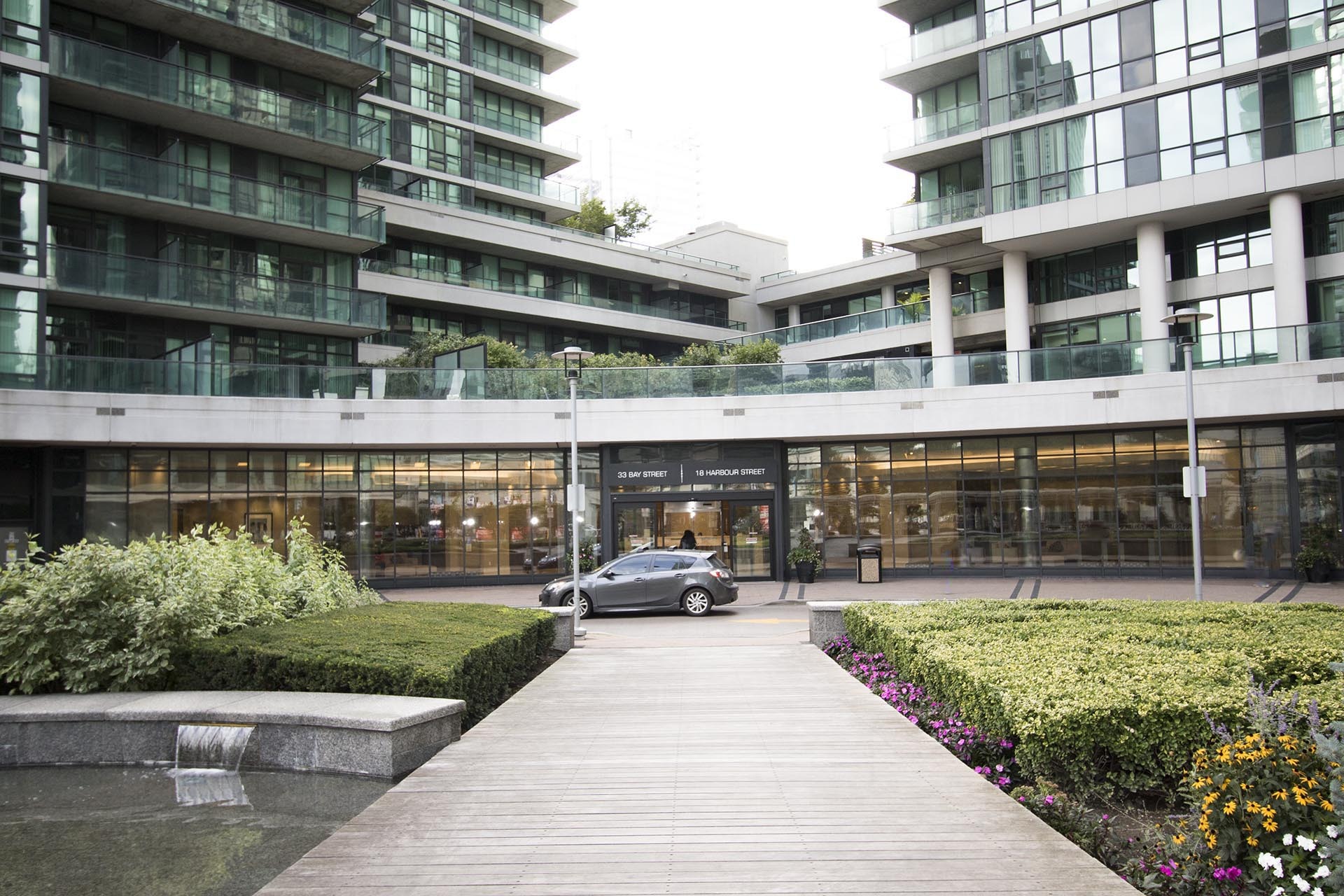 #2103-18 Harbour St., Toronto - For Lease $2450/month