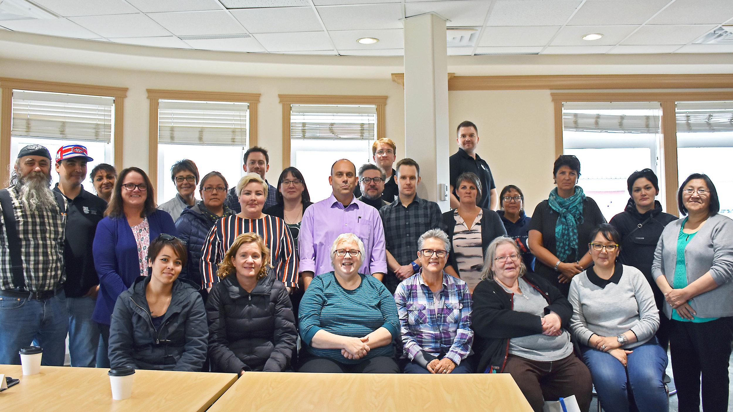 Nunatta Campus Training for Staff and Faculty
