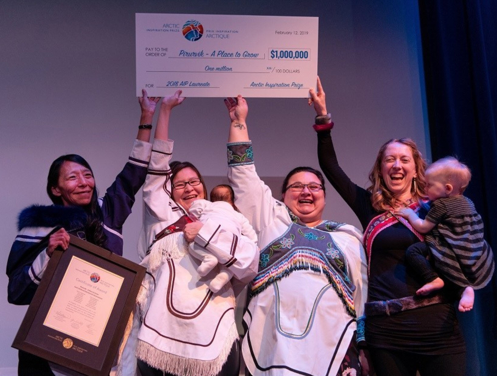 Photo Credit: Nunatsiaq News