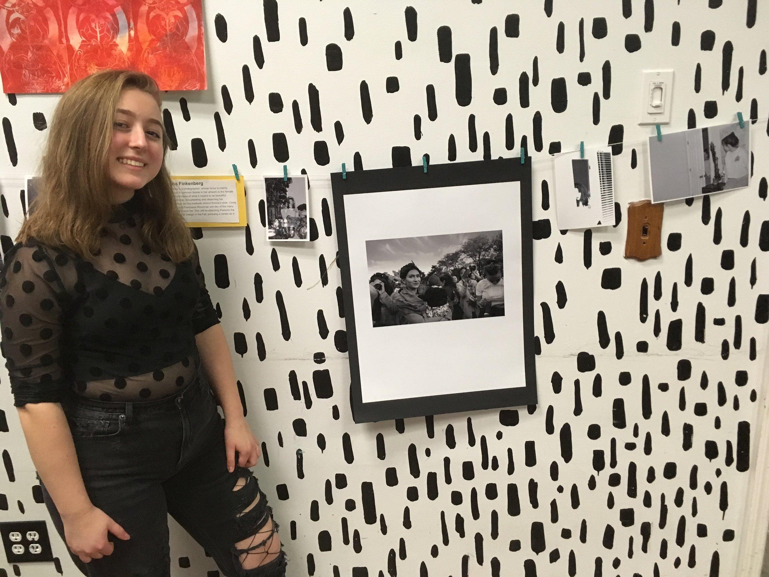Emma Finkenberg and her photography