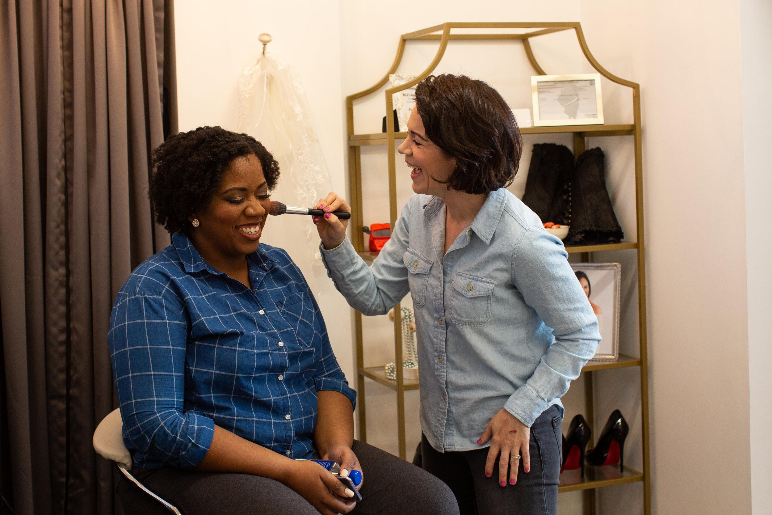professional-makeup-at-chicago-boudoir-photography